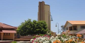 Water Tower San Nicolas Aruba