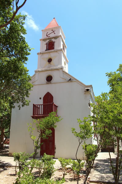 Protestant Church Oranjestad