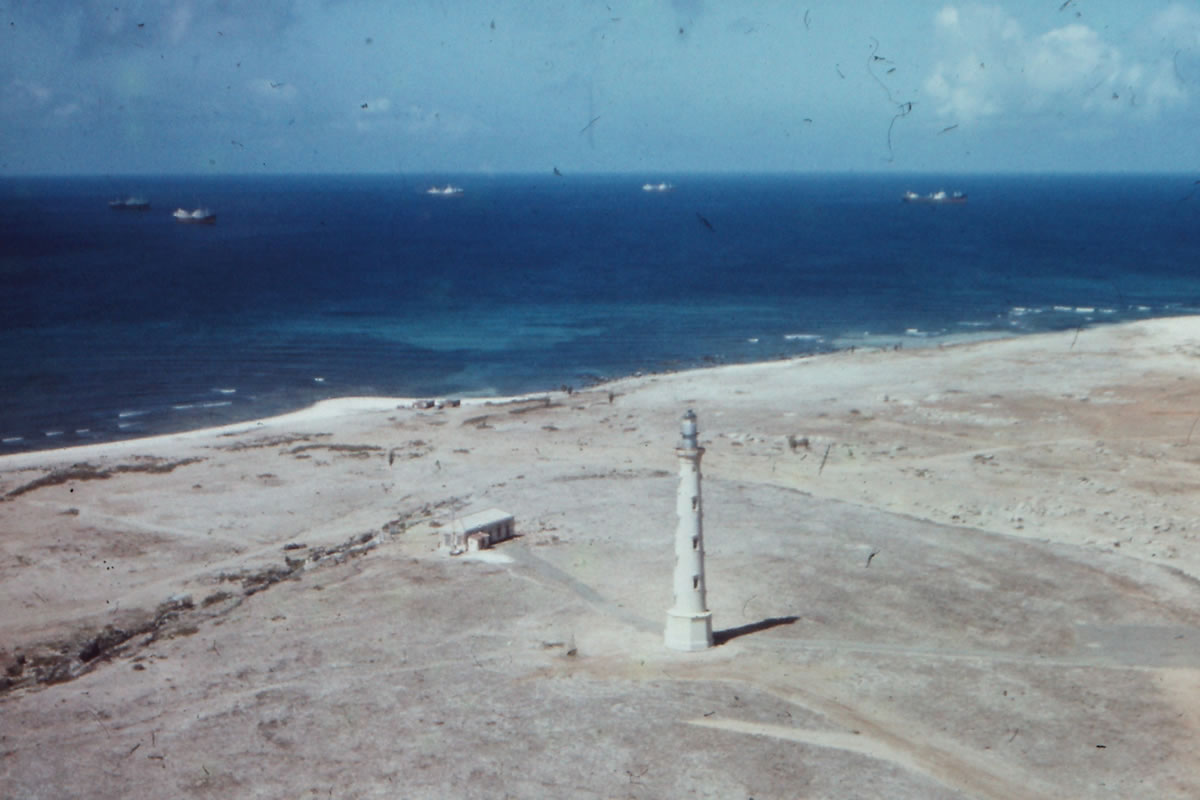 California Lighthouse in 1965