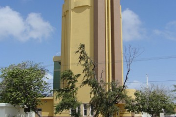 Water Tower Oranjestad