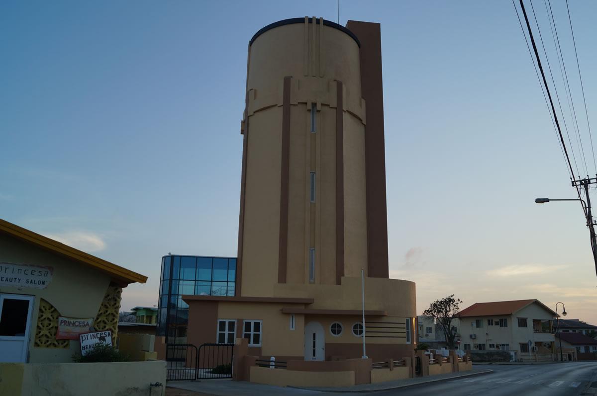 Water Tower San Nicolas