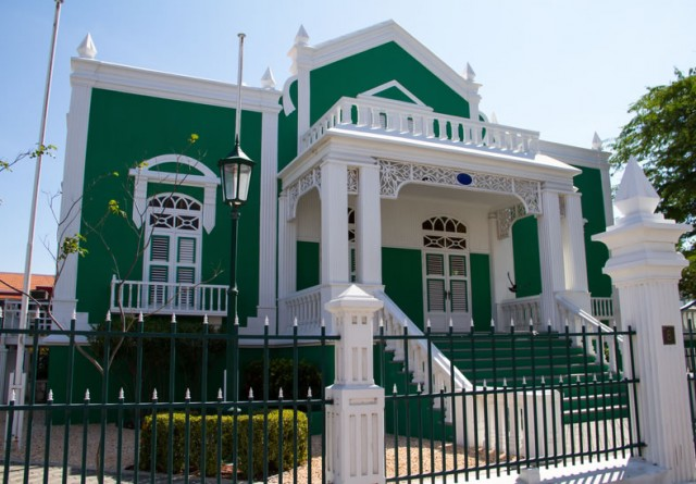 Eloy Arends House (City Hall)
